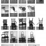 Proeven met stoelen overzicht